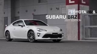 Download NEW: Toyota 86 and Subaru BRZ (2017) Video