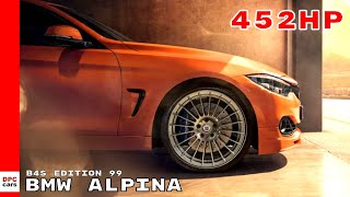 Download 452HP BMW Alpina B4S Edition 99 Video