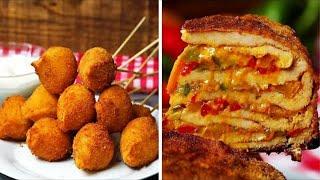 Download 5 Delicious Crispy Chicken Recipes Video