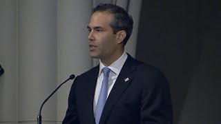 Download George H.W. Bush's grandson, George Prescott Bush, gives eulogy at funeral in Houston Video