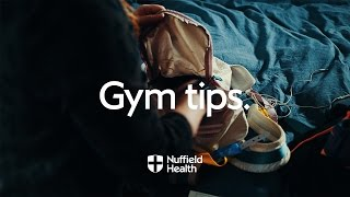 Download Tips for a Faster Gym Session | Nuffield Health Video