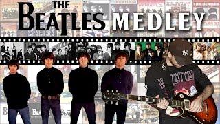 Download The Beatles Guitar Riffs Medley (27 Riffs) Video