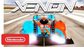 Download Xenon Racer - Release Date Trailer - Nintendo Switch Video