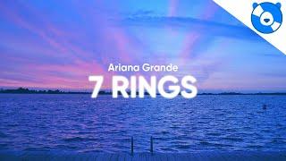 Download Ariana Grande - 7 rings (Clean - Lyrics) Video