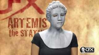 Download CFX Mask - ARTEMIS the STATUE Video