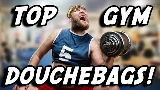 Download Top Gym Douchebags - Gym Etiquette and Gym Idiots Video