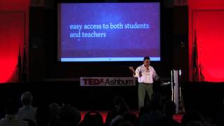 Download A different way to think about technology in education: Greg Toppo at TEDxAshburn Video