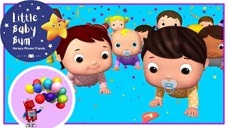 Download ABC Balloons | Little Baby Boogie | LBB | Party Songs For Kids Video