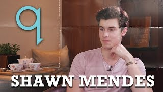 Download Shawn Mendes on success, anxiety and his love for Ronaldo Video