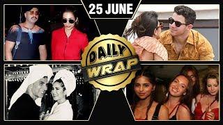 Download Priyanka Nick Kiss, Katrina Akshay Tip Tip Barsa Paani, Ranveer Praises Deepika   Top 10 News Video