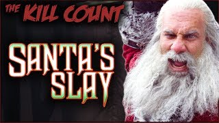 Download Santa's Slay (2005) KILL COUNT Video