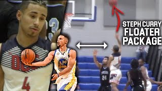 Download Julian Newman ADDS Steph Curry PACKAGE to HIS GAME! GOES CRAZY in 2nd HALF! Video
