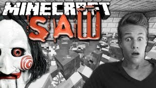 Download HORROR PUR!? - Minecraft SAW [CAM] Video