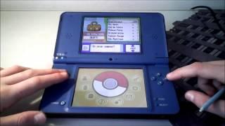 Download DS/Pokémon/A.R/Perle Ou Diamant/Comment utiliser le générateur de pokémon ? Video