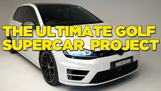 Download The Ultimate GOLF SUPERCAR PROJECT Video