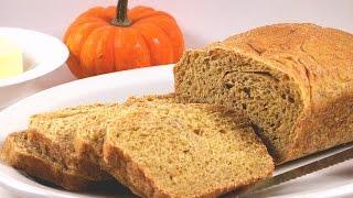 Download How To Make Pumpkin Bread - Yeast Leavened Video