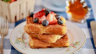 Download Gemma's Best French Toast Recipe Video