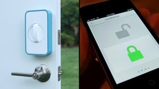 Download Lockitron - Keyless Entry Using Your Phone Video