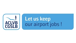Download Let us keep our airport jobs Video