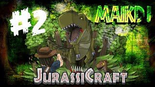 Download Jurassic World Craft Episodio 2 - Recolectando Fosiles Video