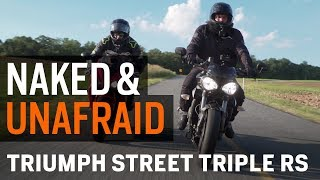 Download Naked & Unafraid - Evolution of the Triumph Street Triple RS at RevZilla Video
