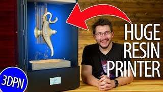 Download HUGE Resin Printer - First Impressions of the Peopoly Phenom mSLA 3d Printer Video