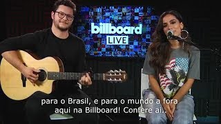 Download Anitta AO VIVO na Billboard Live LEGENDADO Is That For Me + Will I See You HD Video