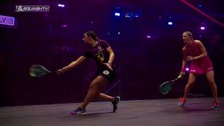 Download Squash tips: When to hit with a flat face Video