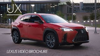 Download The 2019 Lexus UX Walk Around Video Video