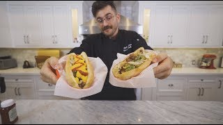 Download making and eating my first ever philly cheesesteak Video