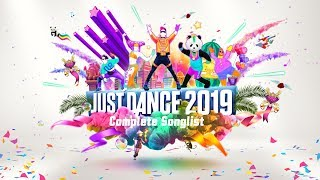 Download Just Dance 2019 - Complete Songlist Video