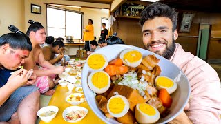 Download LIVING with SUMO WRESTLERS for a DAY in TOKYO (10,000-Calorie Diet) Video