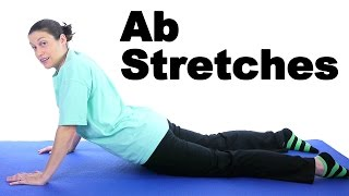 Download Ab Stretches - Ask Doctor Jo Video
