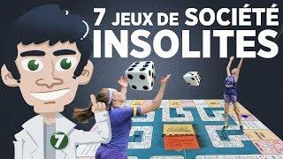 Download 7 jeux de société insolites Video