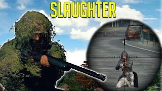 Download [Battlegrounds] The Sniper SLAUGHTER! Video