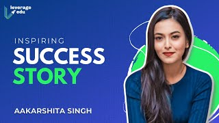 Download Aakarshita Singh - Dropped the idea of CAT & secured admissions in 3 Top Business School Video