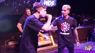 Download Wos vs Skone [Semifinales] - The F**KING, Córdoba Video