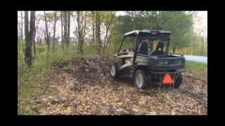 Download John Deere Gator RSX850i RSX 850i Engine and Exhaust Sound Samples. Video