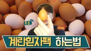 Download [1분팁] 계란흰자팩 하는 법 : 모공타파 Video