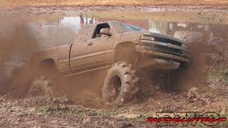 Download NEW BIG BLOCK CHEVY FOR MUDBOGGER79'S TRUCK!!!! Video