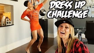 Download DRESS UP CHALLENGE!!! Video