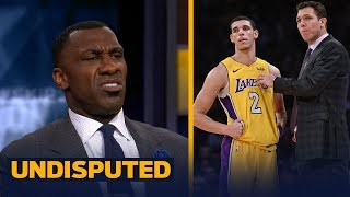 Download Shannon and Skip react to Lonzo Ball's return and Luke Walton's 'best player' comment   UNDISPUTED Video