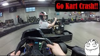 Download Go Kart Crash!! Video