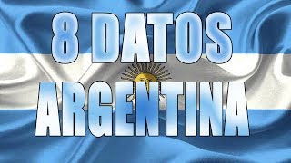 Download ►8 DATOS que DEBES de conocer sobre ARGENTINA│RELOK Video