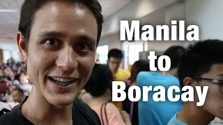 Download Manila to Boracay (Not Quite As Planned) Video