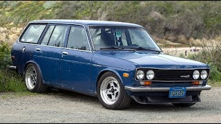 Download Modified Datsun 510 Wagon - One Take Video