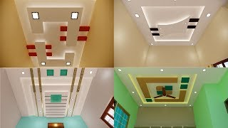 Download Designer gypsum false ceiling for hall and bedroom - Simple ceiling design for bedroom Video
