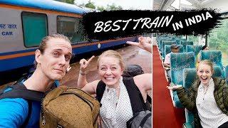 Download LUXURY INDIA TRAIN review - 💺Mumbai to Goa! Video