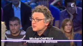 Download Michel Onfray - On n'est pas couché 30 avril 2011 #ONPC Video