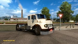 Download Euro Truck Simulator 2 - Mercedes-Benz 1519 / 1525 Video